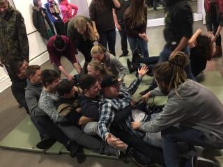 Die Übungen forderten die FHR 11b heraus. Foto: SMMP