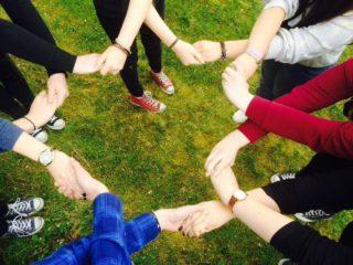 """Die """"Helping Hands"""" sind bereit. Foto: SMMP/Pietrzak"""