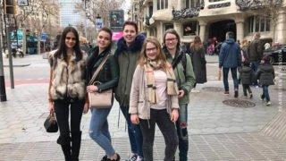 """Mit """"Erasmus+"""" nach Barcelona! Foto: SMMP"""