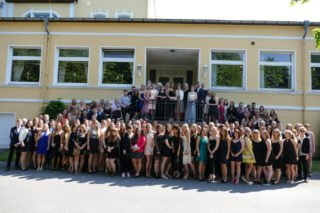 Unsere Absolventinnen und Absolventen 2017. Foto: SMMP/Hofbauer