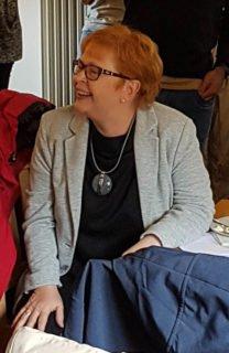 """Nach 36 Jahren am """"Placida"""" wurde Maria Neuhaus in den Ruhestand verabschiedet. Foto: SMMP/Starke"""