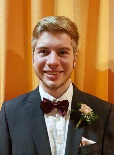 """Jonas Frai hat als Erster die Traum-Abi-Note von 1,0 am """"Placida"""" erreicht. Foto: SMMP/Hofbauer"""