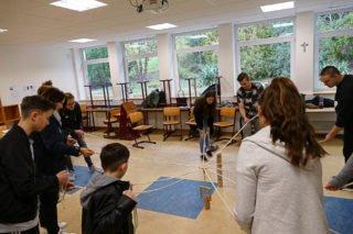 Spielpädagogik zum Ausprobieren. Foto: SMMP/Hofbauer